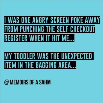 angry screen poke